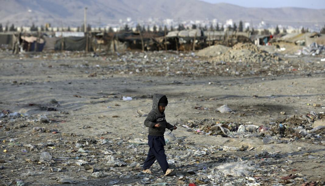 KRIGSHERJET: Millioner av barn i krigs- og konfliktområder, som i Afghanistan (bildet), risikerer å bli utsatt for seksuell vold av væpnede grupper.