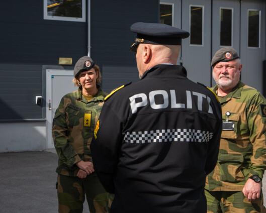 Regjeringen vil gi flere aktører mulighet til å søke om Forsvarets bistand