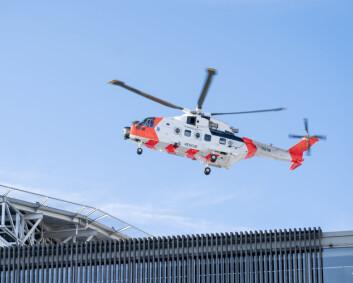 Arbeidet med ny Florø-base for Redningshelikoptertjenesten er i gang
