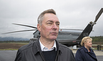 Vil fortsette å gi Forsvaret utvidede korona-myndigheter