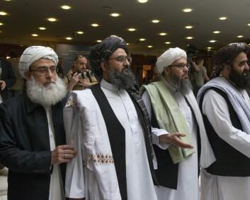 Taliban sterkt imot utsatt amerikansk tilbaketrekking