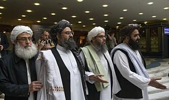 Taliban deltar på fredskonferanse, men kun på én betingelse