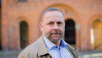 Fungerende leder i Befalets fellesorganisasjon Rune Rudberg.