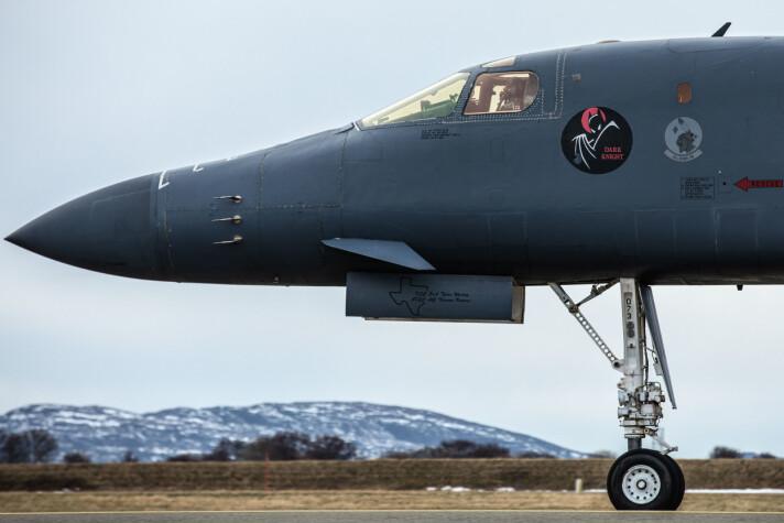 Flyene skal være utplassert i Norge i en måned.