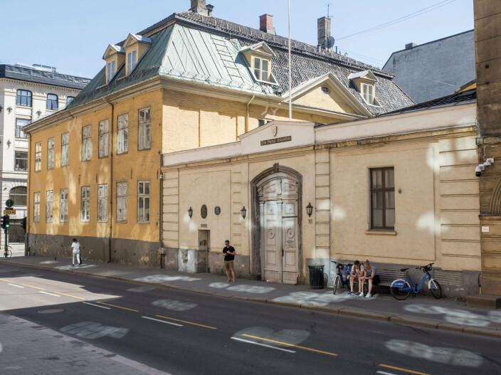 Oslo  20180704. Den gamle Krigsskolen. Oppført ca 1640 av kansler Jens Bjelke. Foto: Tor Erik Schrøder / NTB