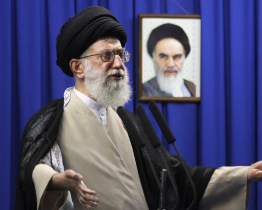 Khamenei: Iran kunne ha anriket uran med en renhet på 60 prosent