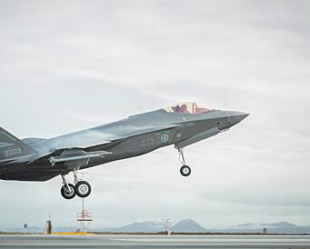 69 milliarder kroner til Forsvaret i statsbudsjettet