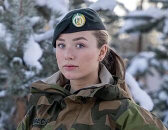Innleggsforfatter er Linnea Huseby Røbech som er hovedtillitsvalgt i Hæren.
