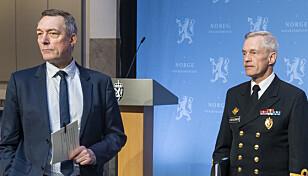 Bakke-Jensen: Sikkerheten til spionskip er ivaretatt