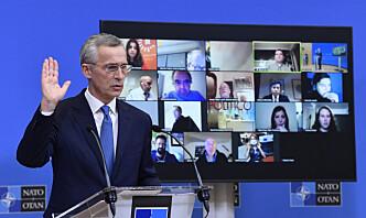 Stoltenberg deltar på EU-toppmøte