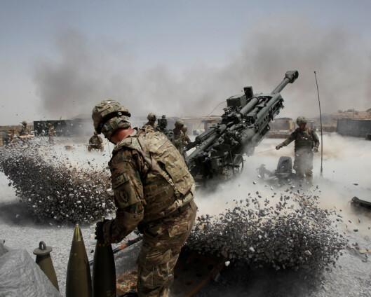 Det er bare en vei ut av Afghanistan, og den forutsetter samarbeid med regionale stormakter
