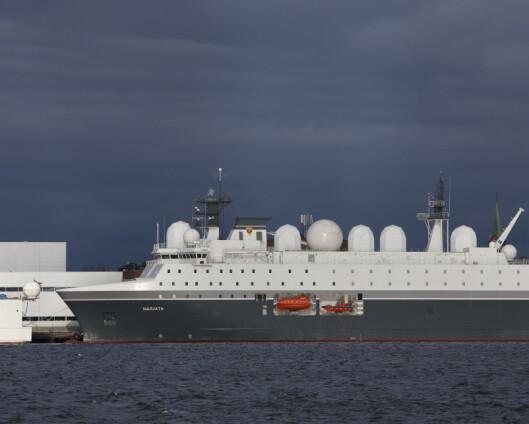 E24: Russlands største produsent av krigsskip vil samarbeide med Bergen Engines-kjøper