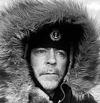 Stasjonssjef Odd Inge Haravik.