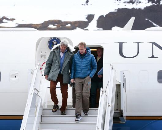 Svalbard under press: – Et tettere bånd til USA
