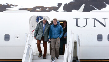 Svalbard under press: – Et tettere bånd til USA