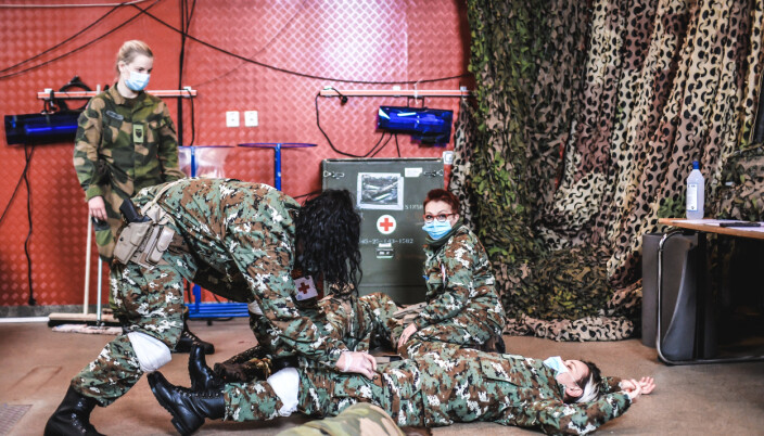 NORD-MAKEDONIA: Et kirurgisk team fra Nord-Makedonia reiser sammen med Forsvaret til Afghanistan.