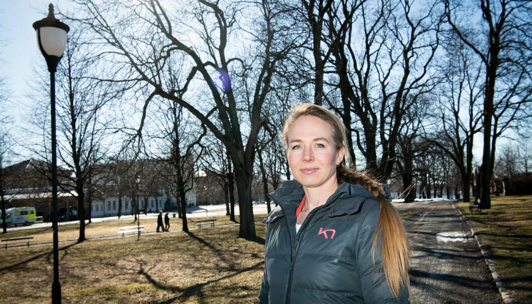 KAN MISTE JOBBEN: Generaladvokat Sigrid Redse Johansen mener at det er på tide å legge ned hennes eget embetet.