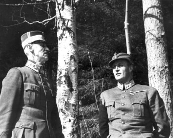 Kong Haakon skrev 20 brev til forsvarsminister Birger Ljungberg. 9. april kan du lese dem.