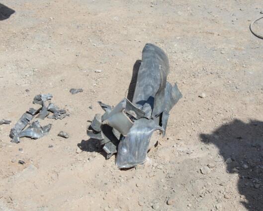 Uklart hvem som angrep Ain al-Aasad-basen i Irak