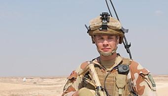 Styrkesjefen i Irak: – Man merker trykkbølgen
