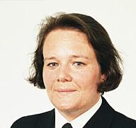 Solveig Krey, flaggkommandør, sjef for operasjonsavdelingen