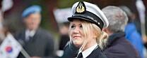 Tina Saltskår, skvadronsmester, Luftforsvaret