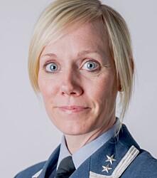 Stine Barclay Gaasland, obersløytnant, Luftforsvaret