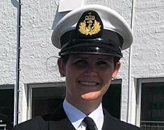 Anette Kjelbergvik Lie Skarbø, kapteinløytnant, Sjøforsvaret