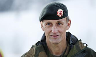 Den norske forsvarssjefen sier Talibans uttalelser gir et snev av håp