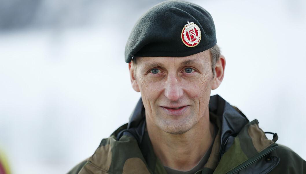 FORBEREDT: Forsvaret må være organisert for fred, krise og krig, skriver forsvarssjef Eirik Kristoffersen.