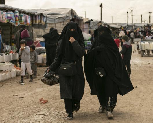 To svenske kvinner etterforskes for krigsforbrytelser etter retur fra Syria