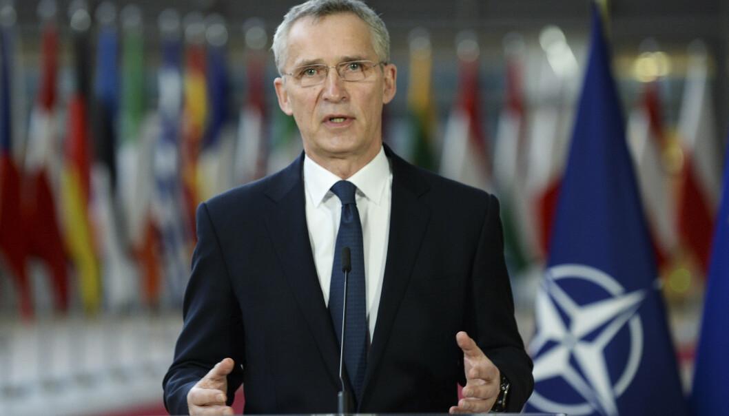 VIL REFORMERE: Jens Stoltenberg presenterte nylig et forslag til en reformpakke for Nato, inkludert et større fellesbudsjett til å betale for operasjoner og øvelser. Flere av medlemslandene synes det er en dårlig idé, sier kilder til det tyske nyhetsbyrået DPA.