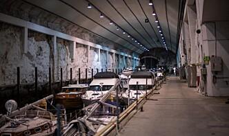Vil ha færre fritidsbåter og flere militære fartøy i ubåthavna på Olavsvern