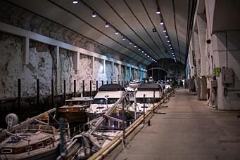 Vil ha flere militære fartøy i ubåthavna på Olavsvern