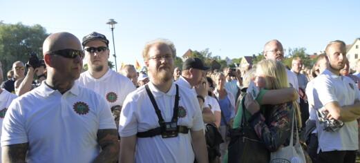 – Den Nordiske Motstandsbevegelsens russiske svermeri