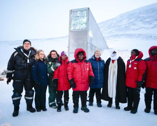 Svalbard under press: - Myndighetenes strategiske taushet