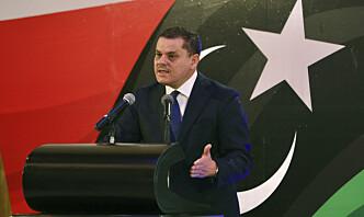 Midlertidig regjering godkjent i Libya
