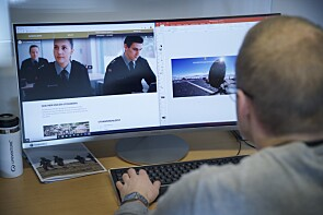 – Det skal mer til å like noen ved digitale intervjuer