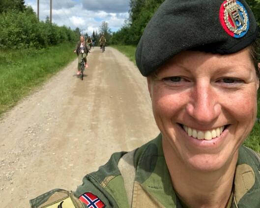 Forsvarsministerens militærassistent blir bataljonssjef