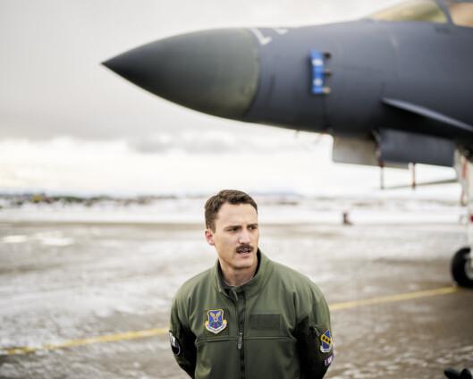 Bombefly-pilot: Vil kunne høste frukter av dette i fremtiden