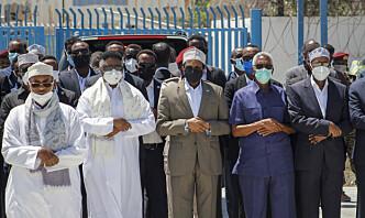 FN forlenger fredsoperasjonen i Somalia
