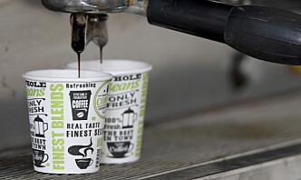 Uten kaffemaskina faller makten i arbeidslivet på færre hender