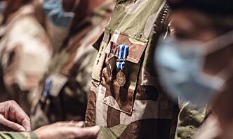 Ny kontingent på vei til Afghanistan