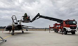Det tyske forsvaret anskaffer kjøretøy for pilotredning