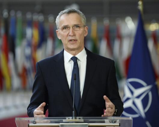 Norge oppfylte Natos 2-prosentmål