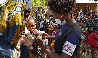 Barn halshogges av jihadister i Mosambik