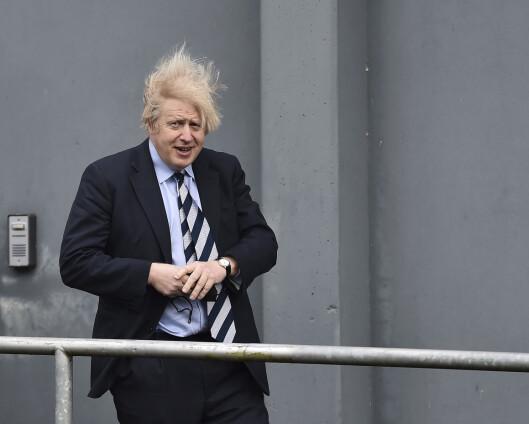 Storbritannia vil øke atomvåpenarsenalet. En del av Natos samlede avskrekking, sier Stoltenberg