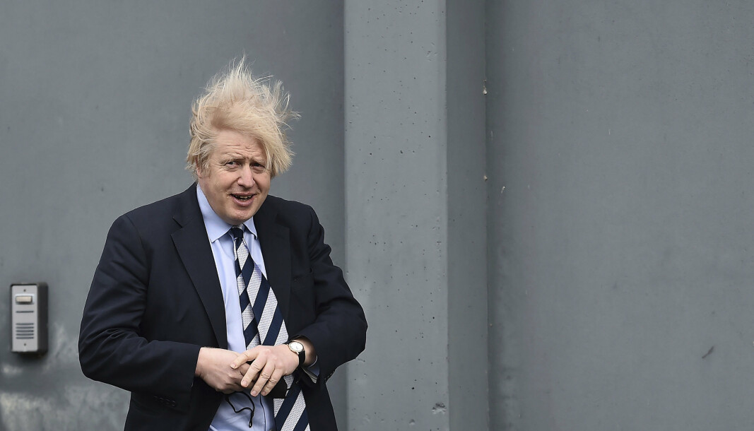 ØKNING: Storbritannia planlegger å øke atomvåpenarsenalet sitt, noe som snur avvæpningstrenden siden slutten på den kalde krigen.