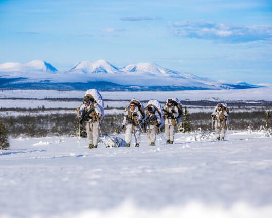 Når Forsvaret kjøper nye ski, følger Nato med