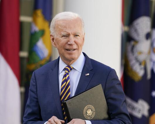 Biden mener det blir vrient å rekke frist for tilbaketrekking fra Afghanistan